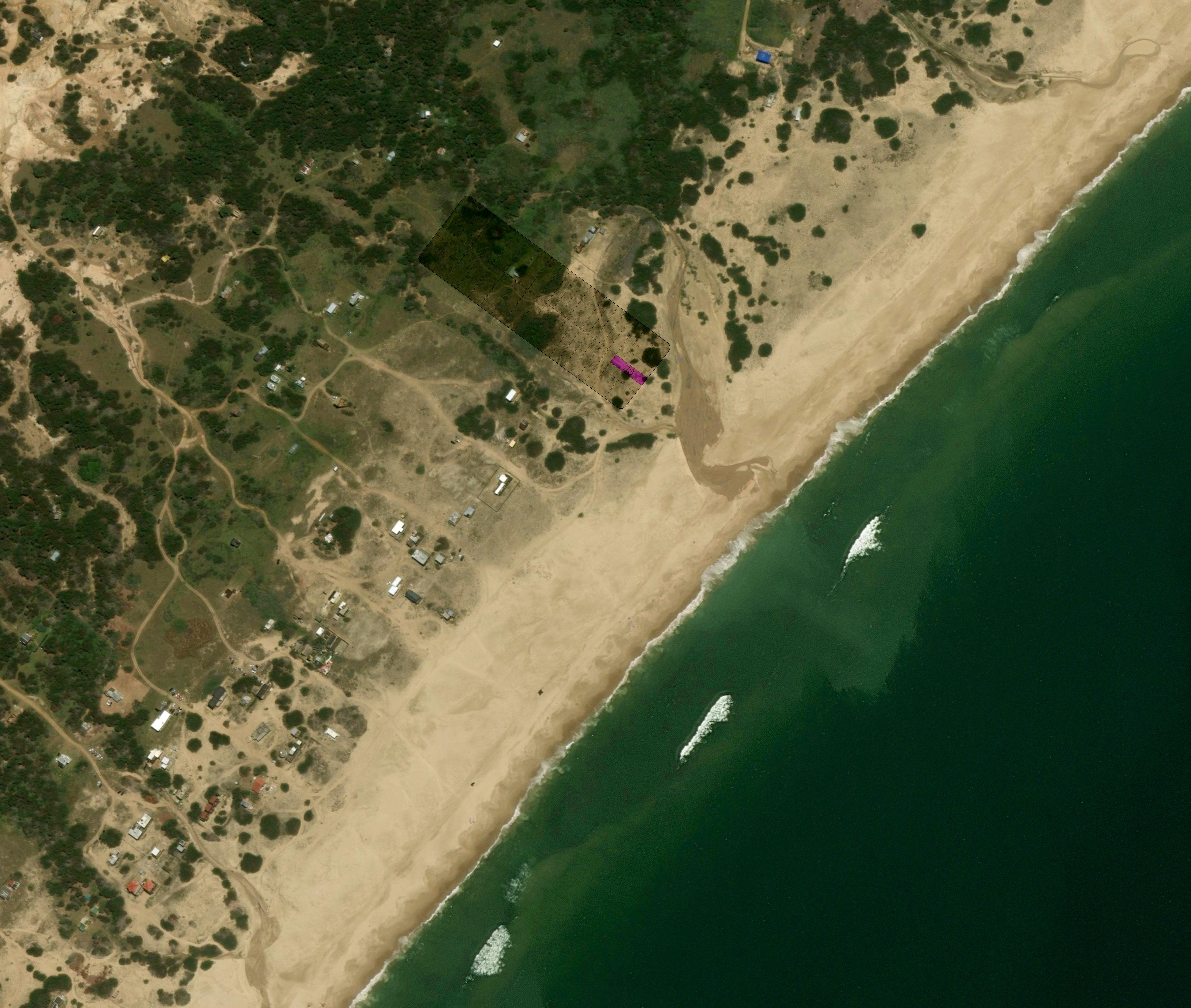 Punta Rubia, Manzana 17, Solar 23