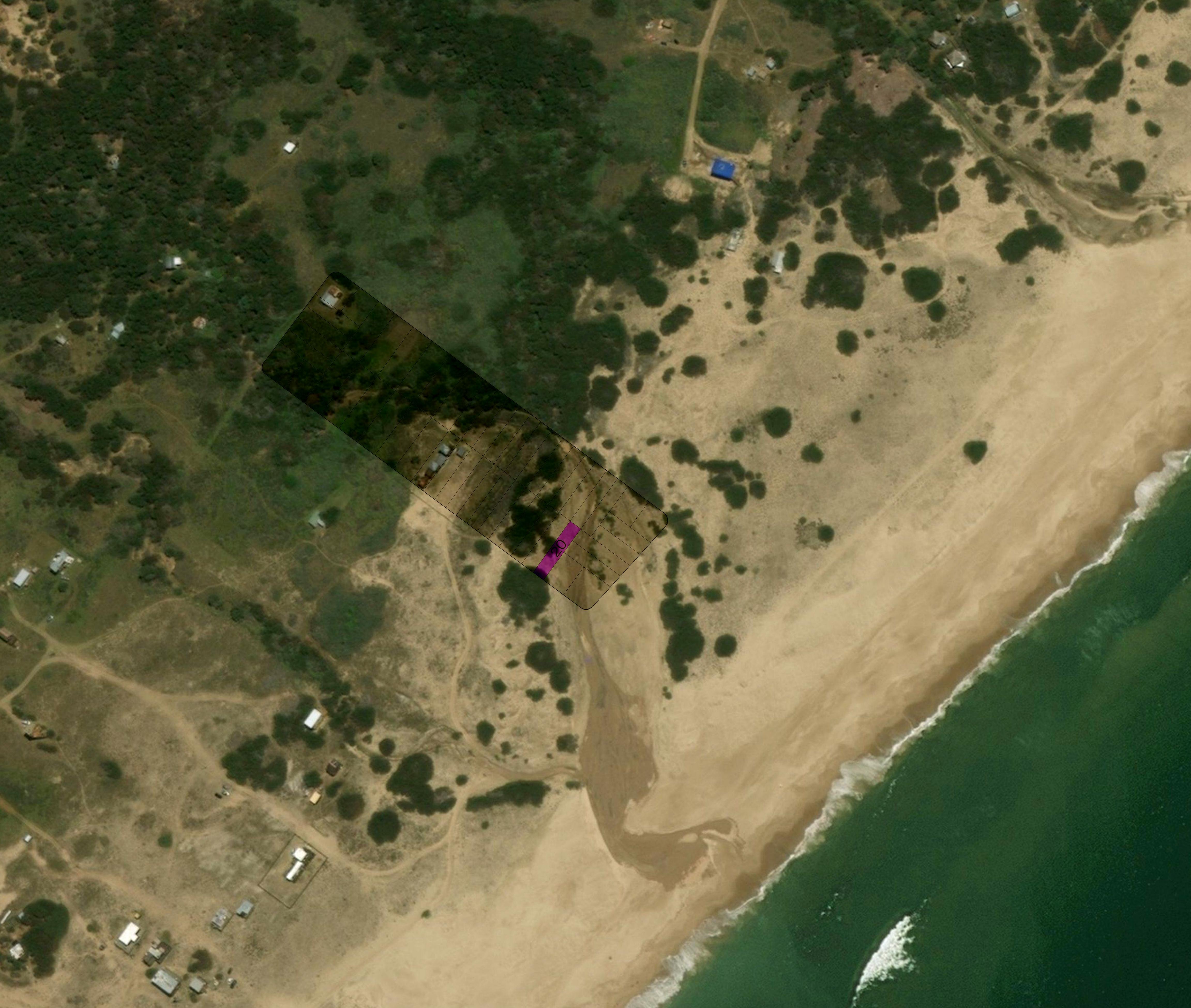 Punta Rubia, Manzana 18, Solar 20